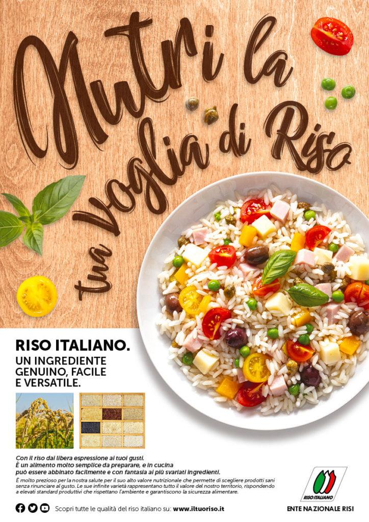 Riso Italiano. Un ingrediente genuino, facile e versatile